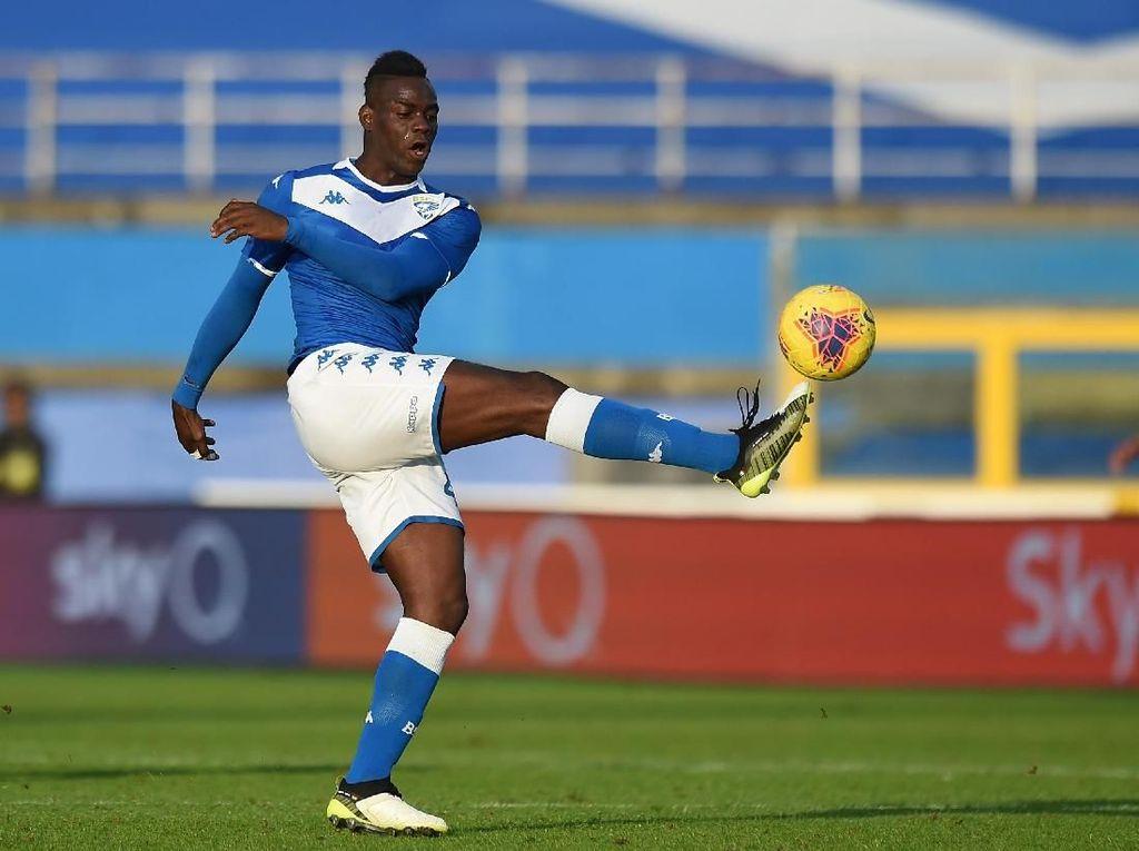 Balotelli Bisa Tinggalkan Brescia Januari