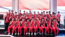 Turunkan 21 Atlet, Tim eSport Indonesia Targetkan Minimal Dua Emas