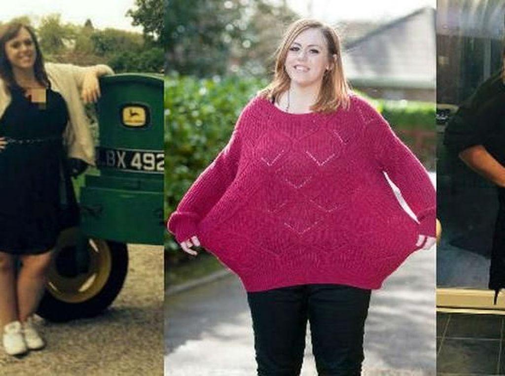 Diejek Gemuk, 5 Orang Ini Terapkan Tips Diet Hingga Jadi Langsing