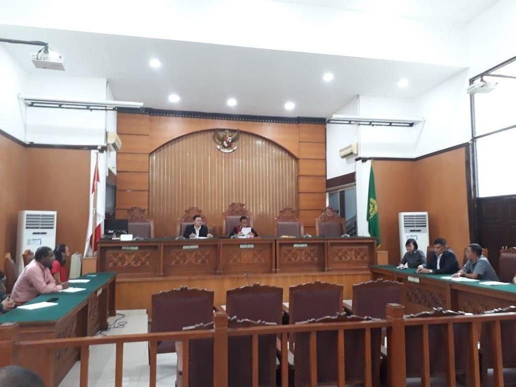 Polisi Minta Hakim Tolak Praperadilan Tersangka Pengibar Bintang Kejora