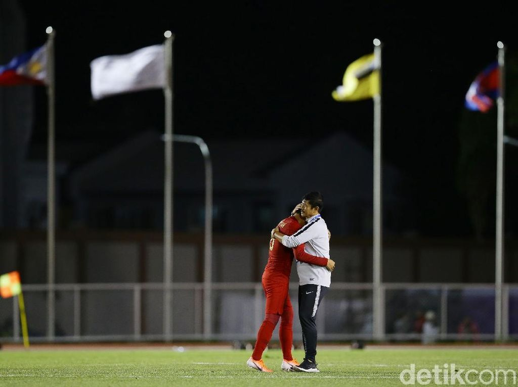 Indra Sjafri: Timnas U-22 Semestinya Bisa Bikin Gol Lebih Banyak