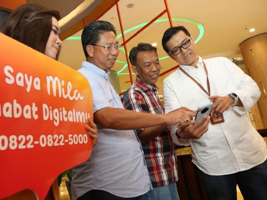 Bank Mega Luncurkan Layanan Digital Customer Service MILA
