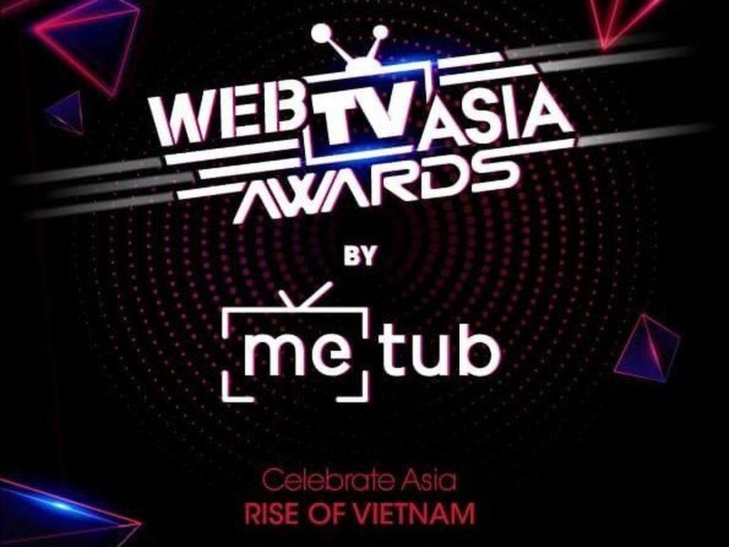 METUB WebTVAsia Awards 2019, Ini Kandidat Pemenangnya