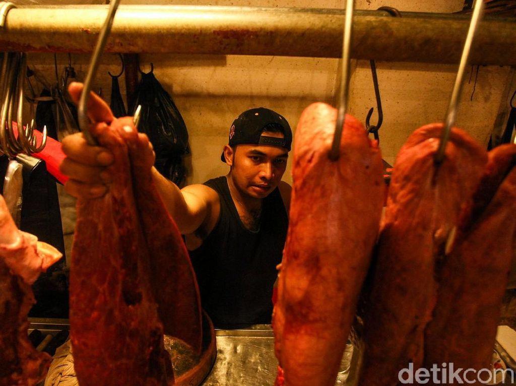 Jelang Lebaran, Harga Daging Sapi Tembus Rp 137.000/Kg