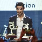 Absen di Seremoni Ballon dOr, Ronaldo Hadiri Penghargaan Lain