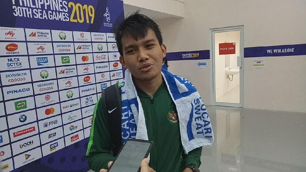 Gol Perdana Witan di SEA Games untuk Masyarakat Indonesia