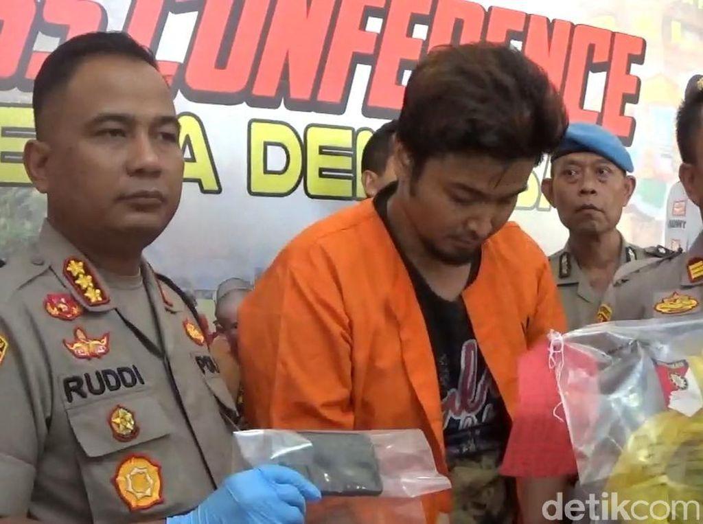 Polisi Tangkap Pencuri yang Tebas Tangan WN Spanyol di Bali