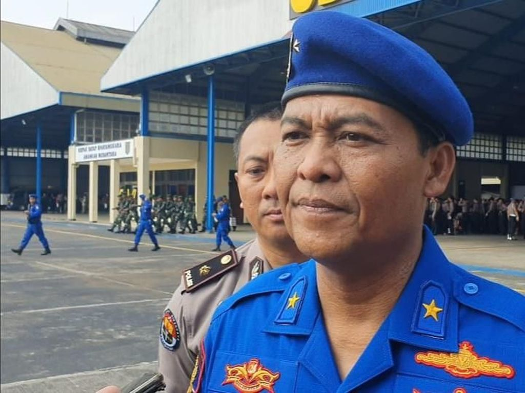 Polisi Bentuk Satgas untuk Kasus Ledakan Granat di Monas