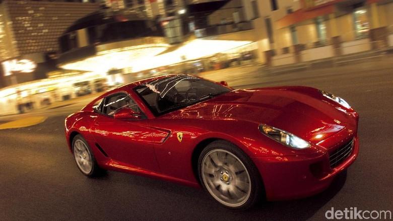 Ferrari 599 GTB Fiorano Foto: Ferrari