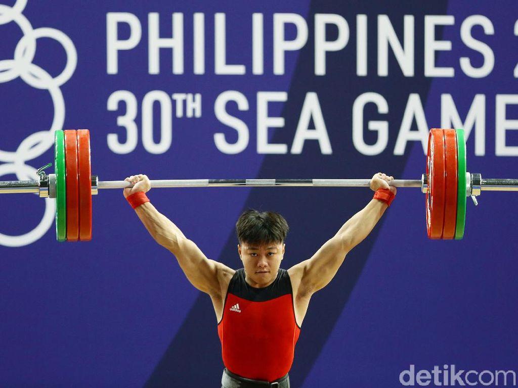 Medali Emas SEA Games 2019 dan Mimpi-mimpi Aneh Rahmat Erwin