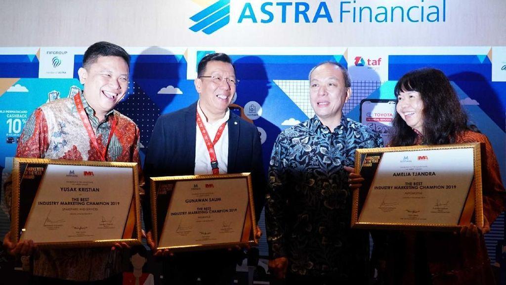 Group Astra Raih 3 Penghargaan Marketeer Of The Year 2019
