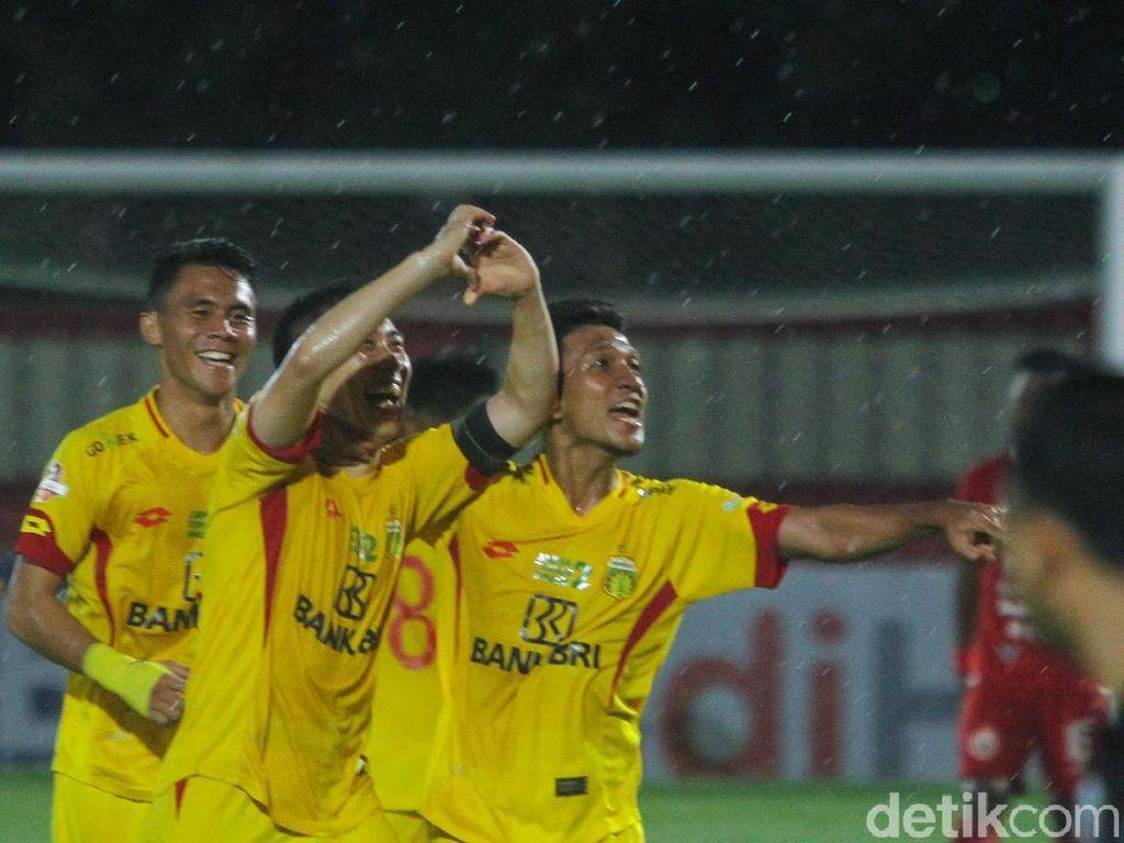 Sambangi Markas PSIS, Bhayangkara FC Ingin Lanjutkan Tren Positif