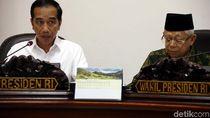 Jokowi Bahas Pengelolaan Cadangan Beras