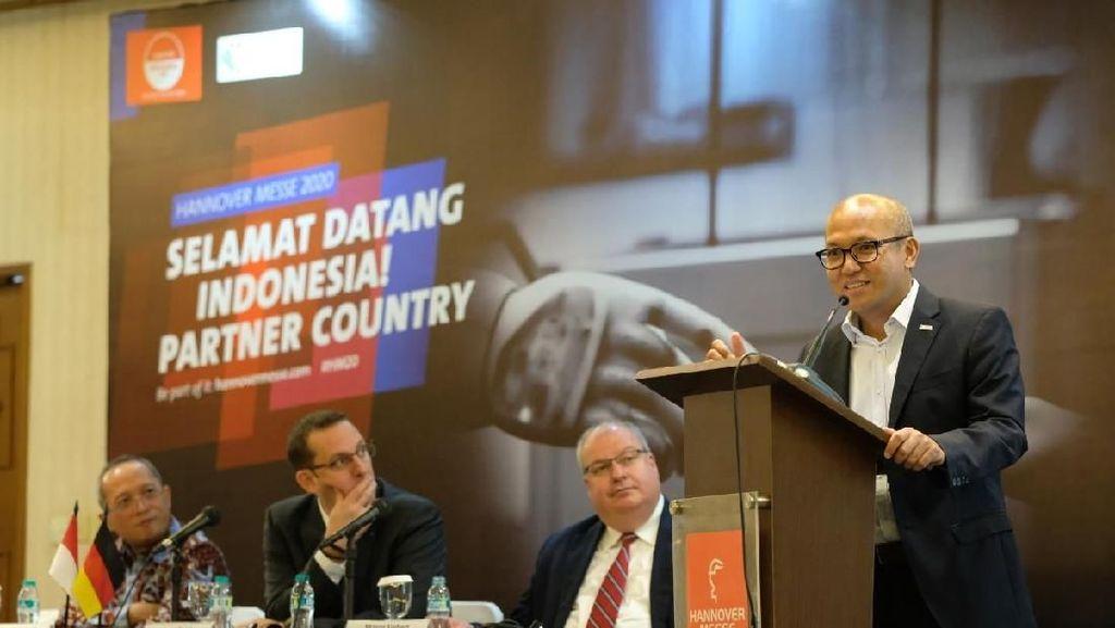 Indonesia Jadi Mitra di Hannover Messe 2020