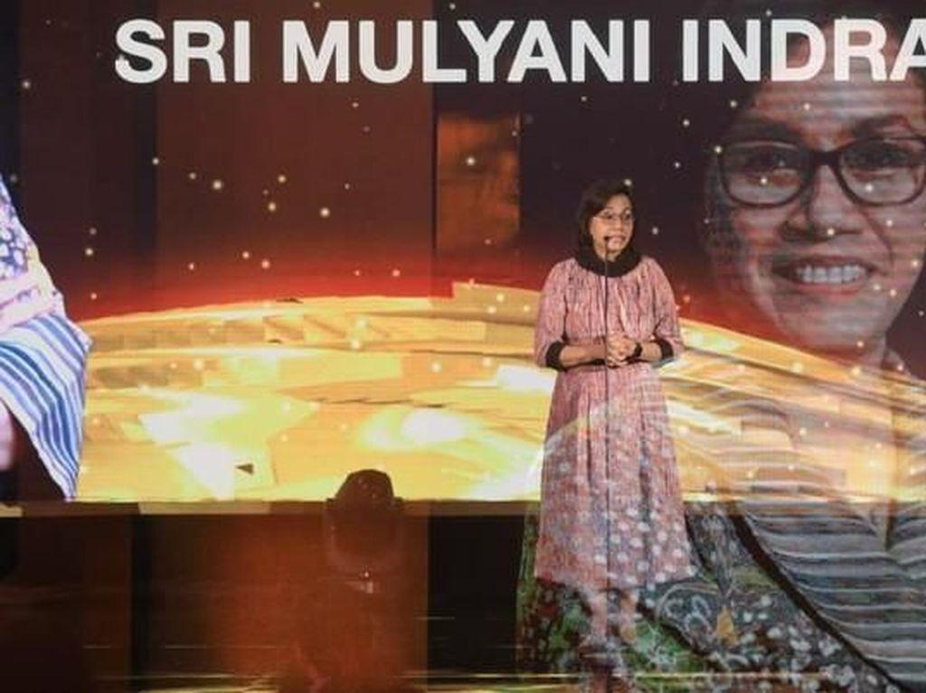 Sri Mulyani Bicara Radikalisme, Budi Karya Minta Ampun ke Jokowi