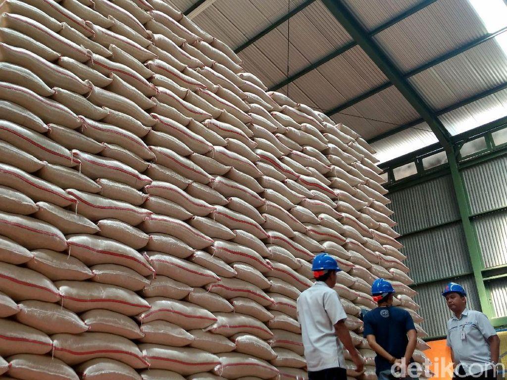 20.000 Ton Beras Bulog Dijual Murah, Selisihnya Ditanggung Sri Mulyani