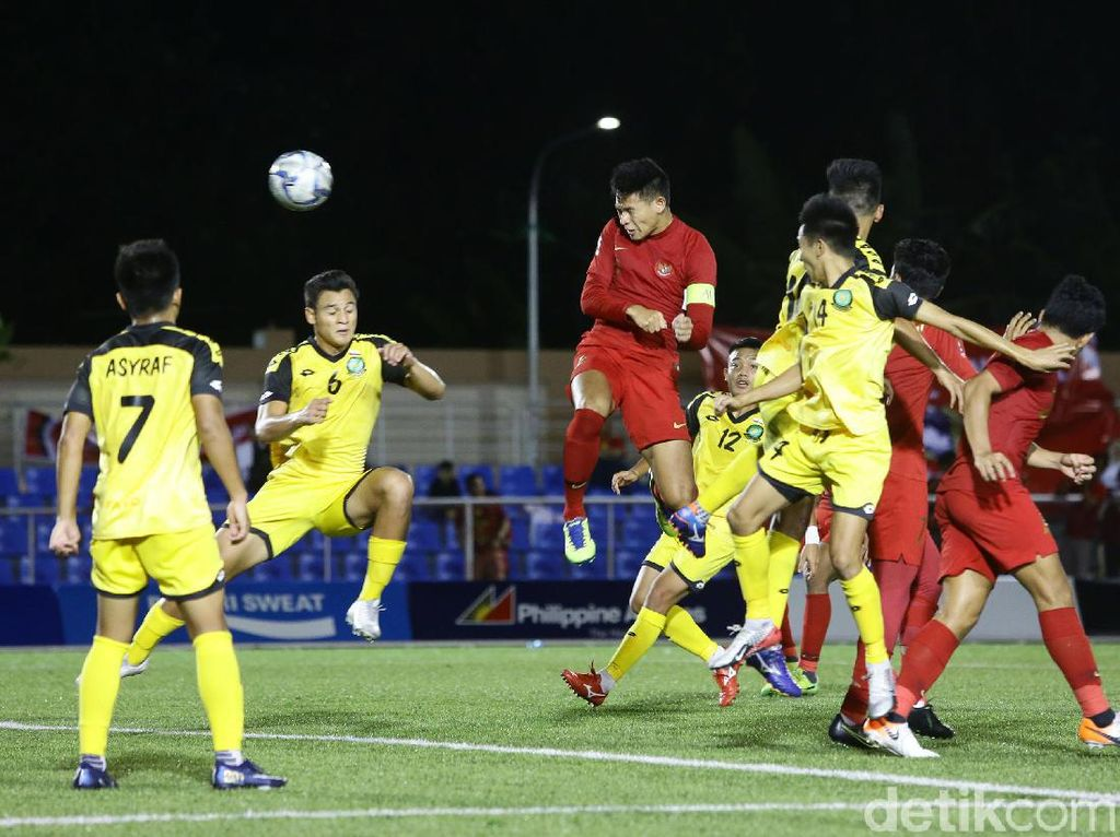 Andy Setyo Bikin Pelatih Brunei Kagum