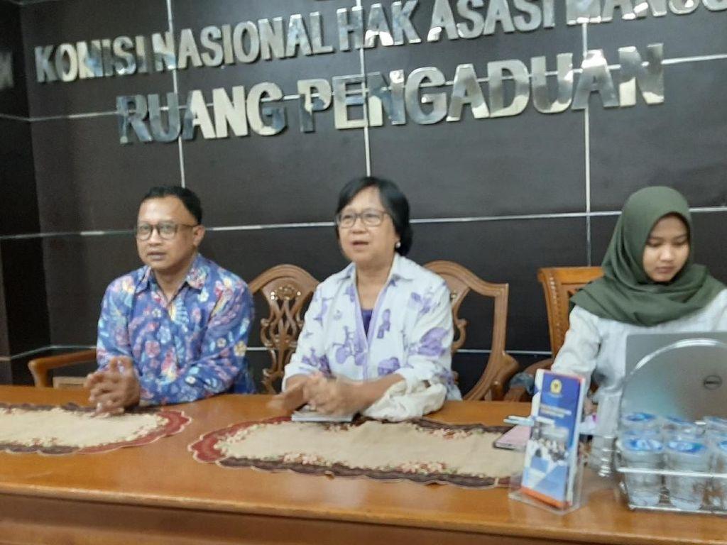 Komnas HAM Harap Polisi Ungkap Perkembangan Terbaru Kasus Novel Baswedan