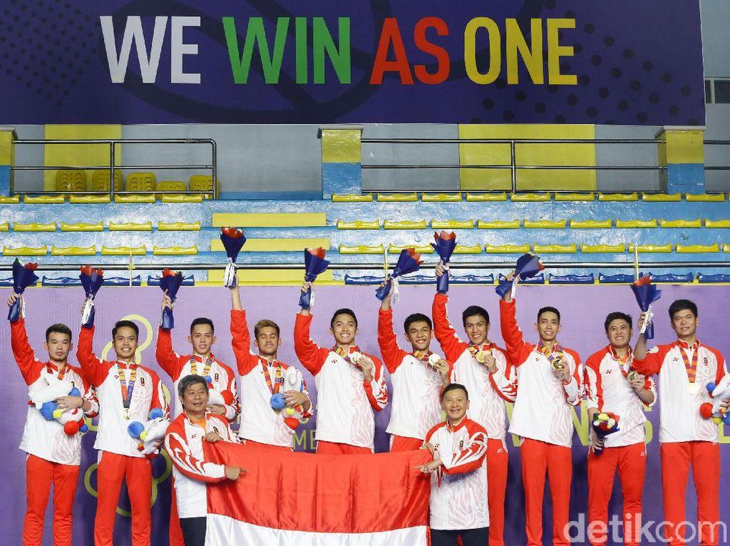 Indonesia Bangga! Bulutangkis Ramaikan Trending Topic