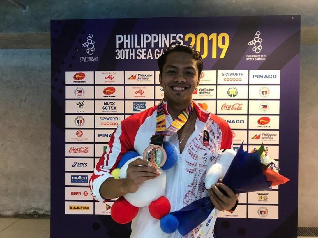 31 Rekor Pecah di SEA Games 2019, Ada Siman dan Sapwaturrahman