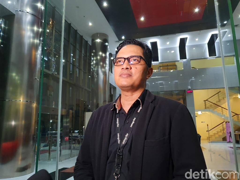 KPK Cecar Camat Medan Selayang soal Dana Perjalanan Walkot Dzulmi ke Jepang