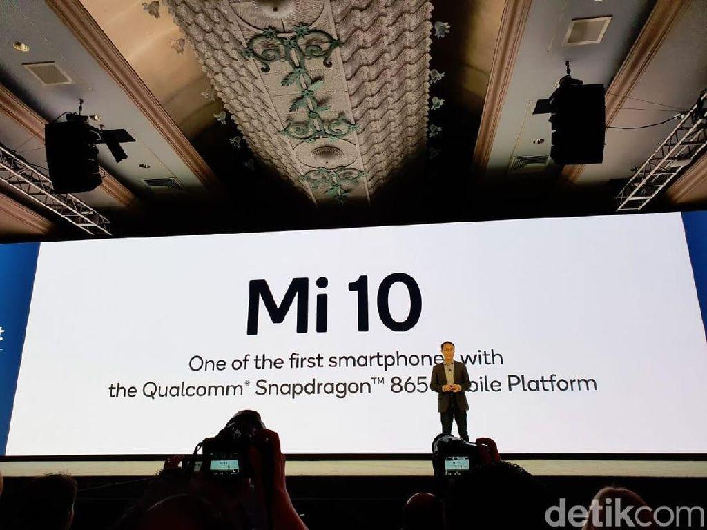 Spesifikasi Xiaomi Mi 10 dan Mi 10 Pro Terungkap