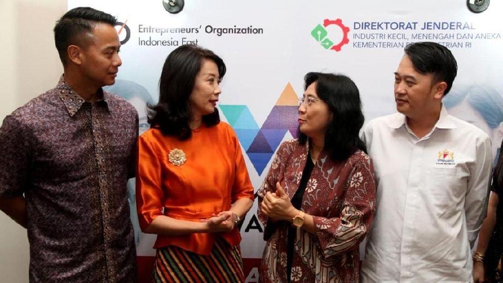 Jaring Entrepreneur Wanita dari Timur Indonesia
