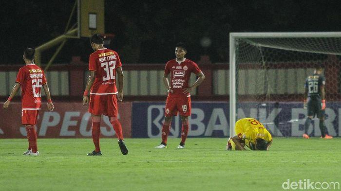 Persija Jakarta kalah 0-3 dari Bhayangkara FC (Rifkianto Nugroho/detikSport)