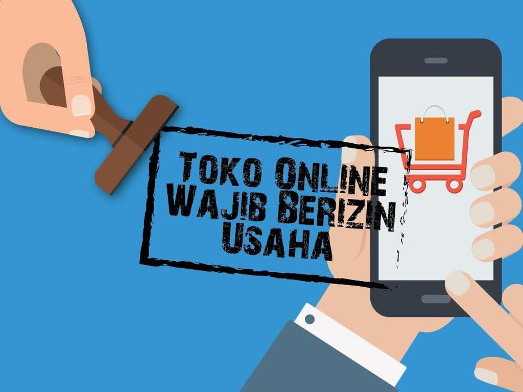 Masih Dibahas, Aturan Izin Usaha Toko Online Belum Jelas