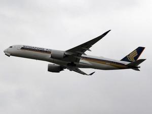 Akhirnya, Pesawat Penumpang dengan Rute Terpanjang Dunia Terbang Lagi