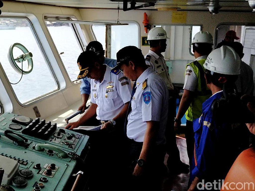 Jelang Libur Natal dan Tahun Baru, Kapal di Ketapang-Gilimanuk Diuji Petik