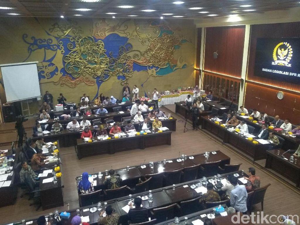 Ada Omnibus Law ke-2, Ini Daftar 38 RUU Usulan Prolegnas Prioritas 2021