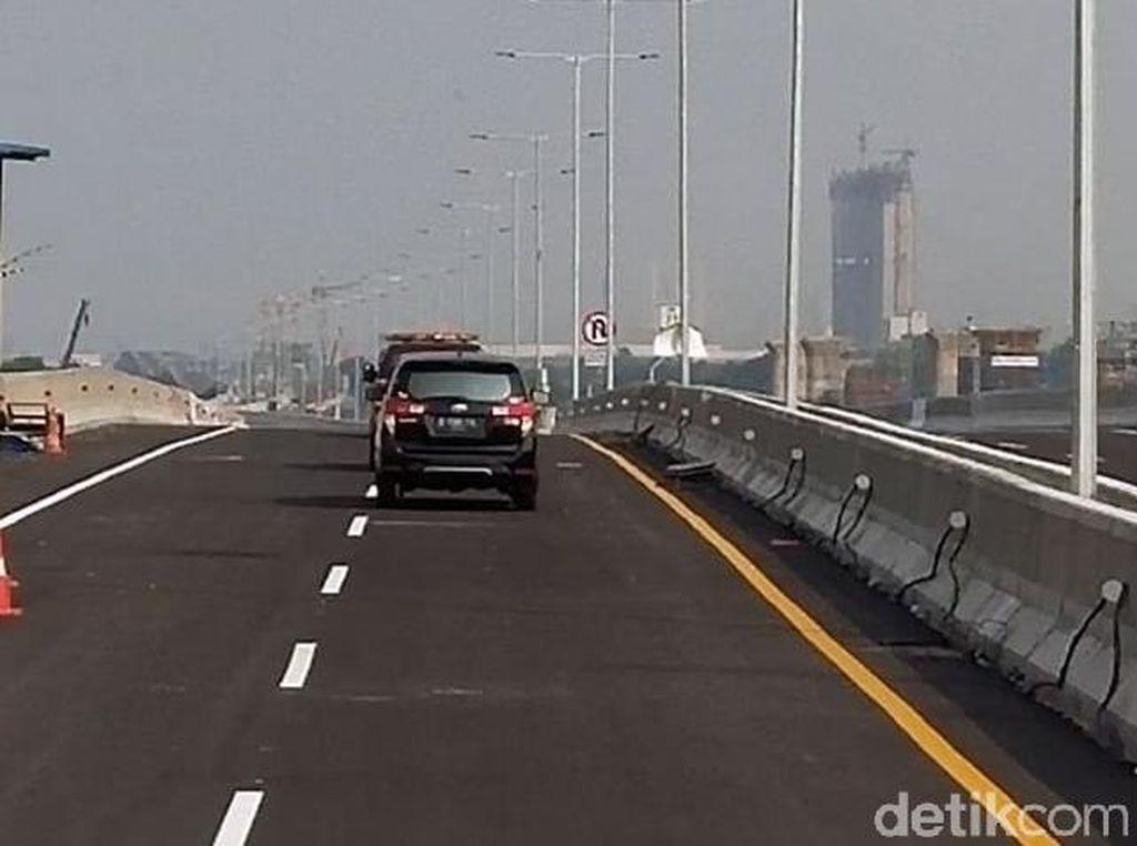 Lebih Cepat, Jokowi Bisa Resmikan Tol Japek Layang Minggu Ini
