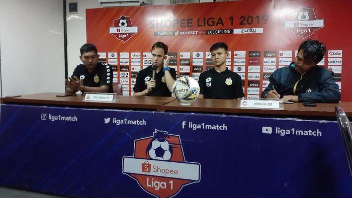 Bhayangkara FC menang 3-0 atas Persija Jakarta dalam lanjutan Liga 1 2019 (Foto: Adhi Indra Prasetya/detikSport)