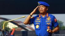 Kapolri Idham Azis Pimpin HUT ke-69 Korpolairud