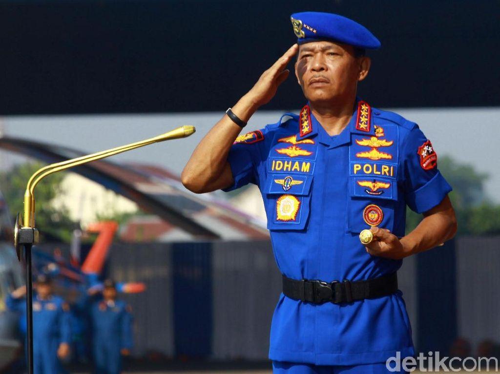 Prihatin 2 Polisi Aktif Tersangka Peneror Novel, Kapolri Pastikan Tetap Usut