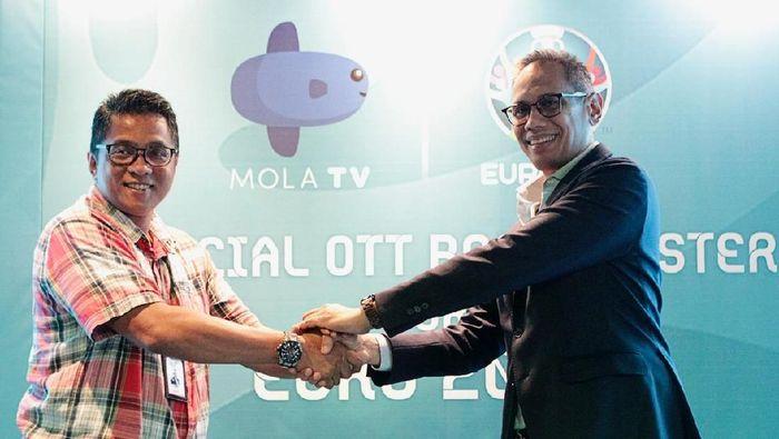 Mola TV siarkan Piala Eropa 2020 di Indonesia (dok.Mola TV)