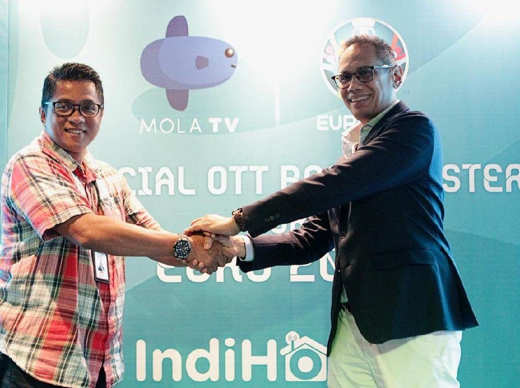 Mola TV Siarkan Pertandingan Piala Eropa 2020