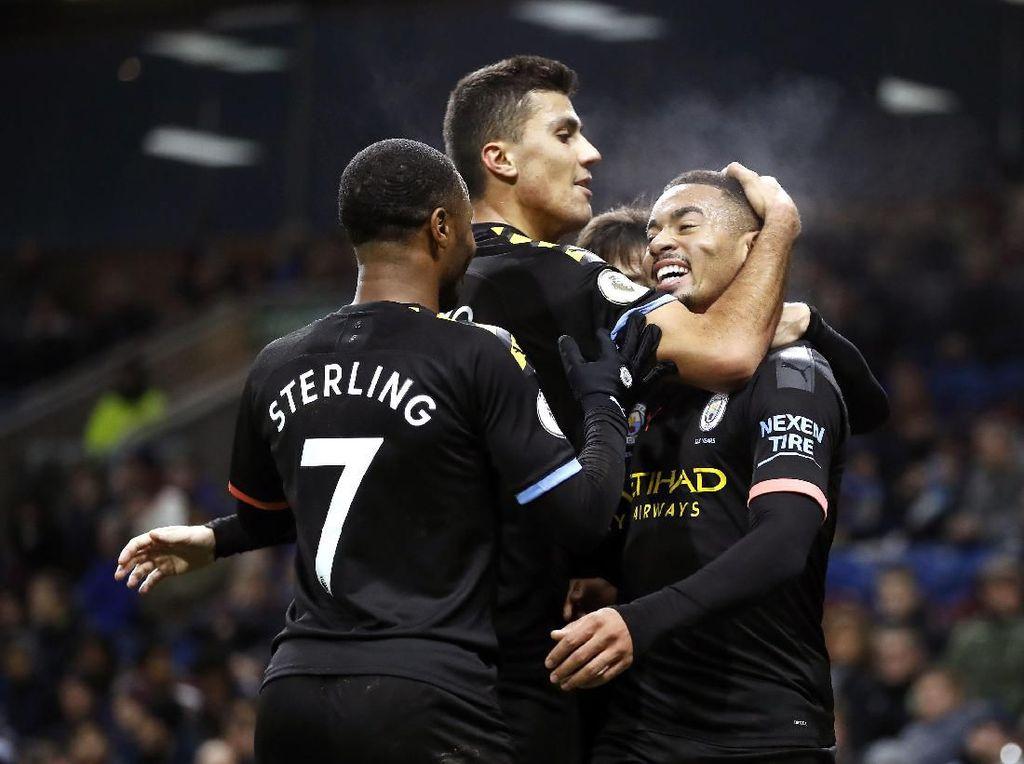 Man City Usai Kalahkan Burnley: Masyaallah, Alhamdulillah!