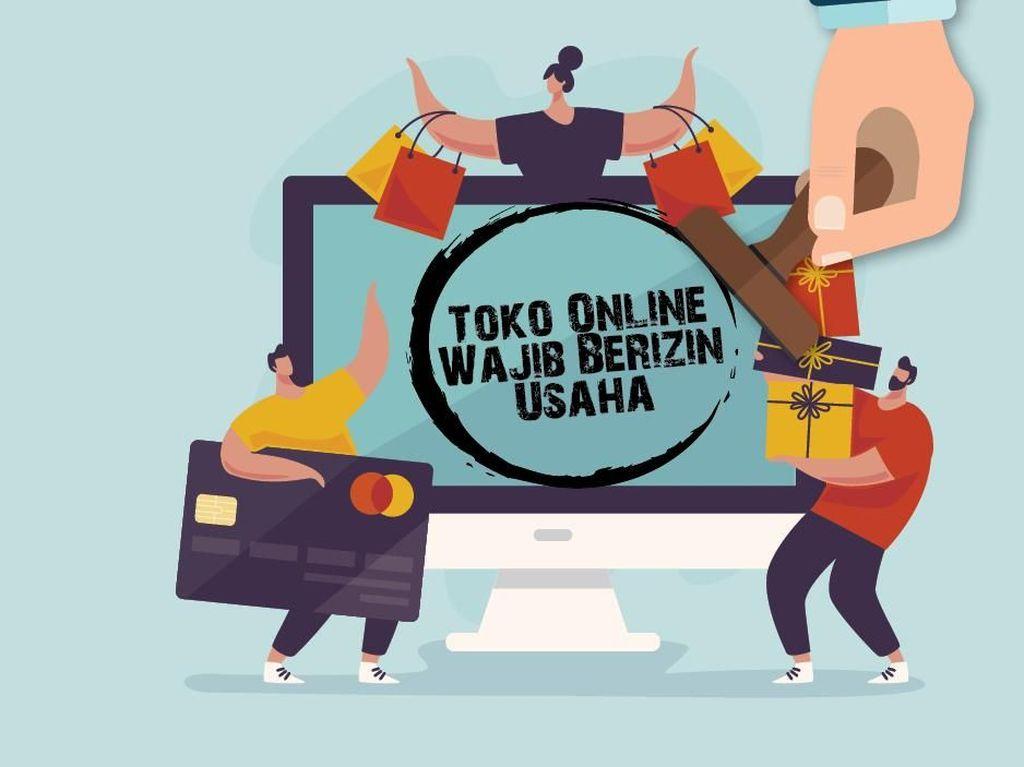 Siap-siap! Aturan Teknis Izin Usaha Toko Online Terbit Hari Ini