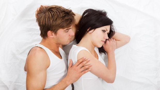 Ilustrasi disfungsi seksual wanita.