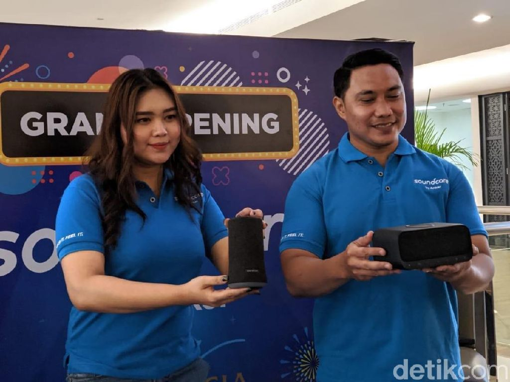 Soundcore Boyong 2 Speaker Anyar ke Indonesia