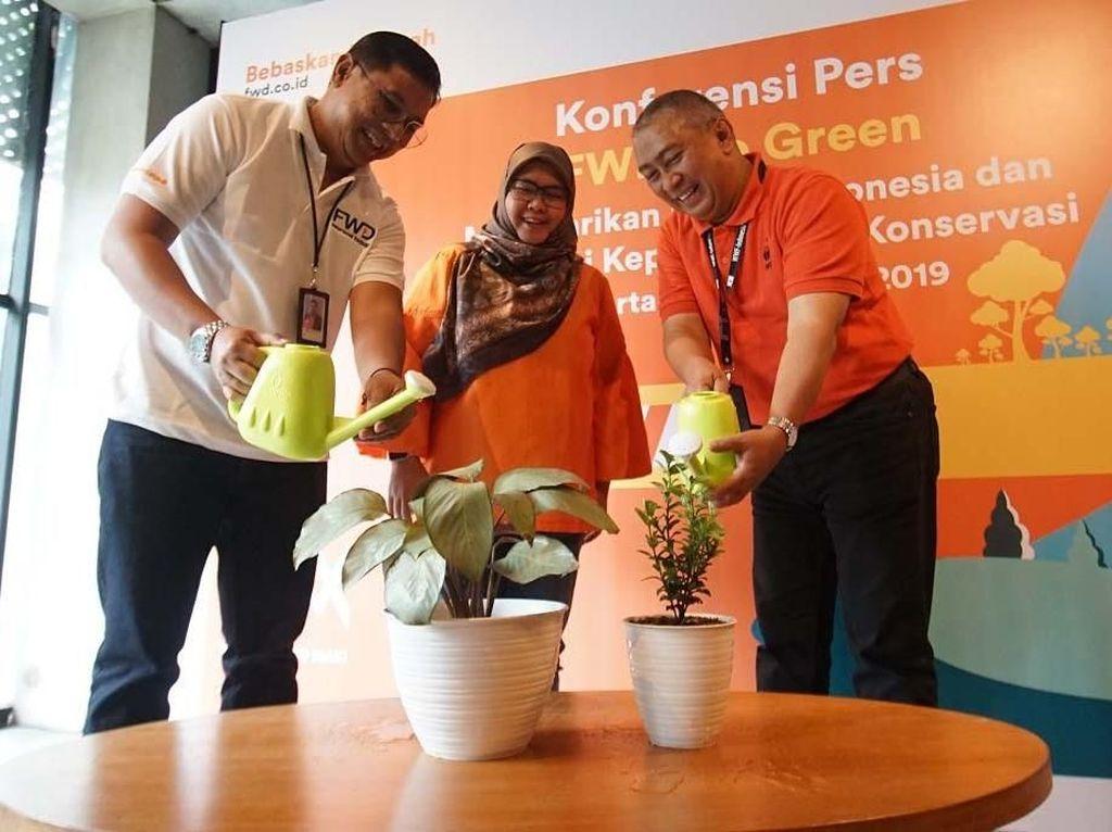 Kampanye Go Green untuk Dukung Kelestarian Lingkungan