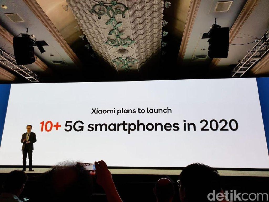 Demi Jadi Raja Teknologi, Xiaomi Gelontorkan Rp 99,6 Triliun