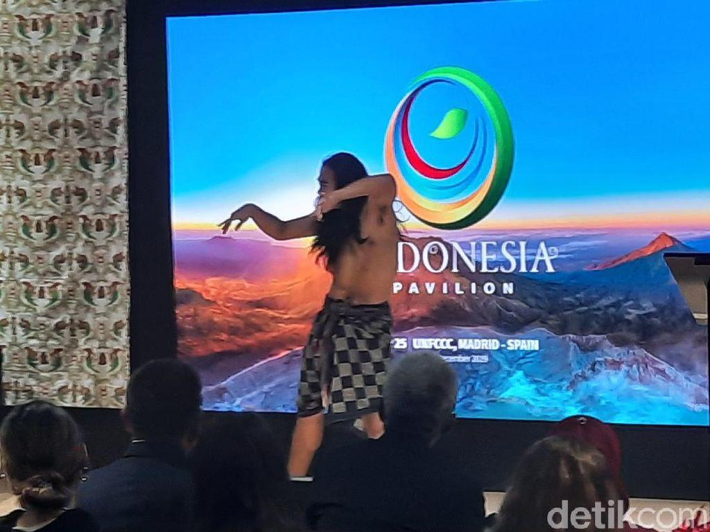 Diplomasi Nasi Kuning dan Pesan Alam di Paviliun Indonesia
