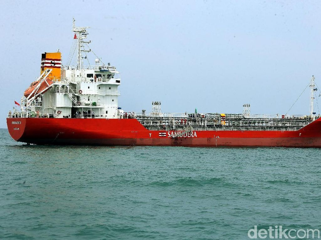 Permintaan LPG Meningkat, Harga Sewa Kapal Tanker Naik 300%