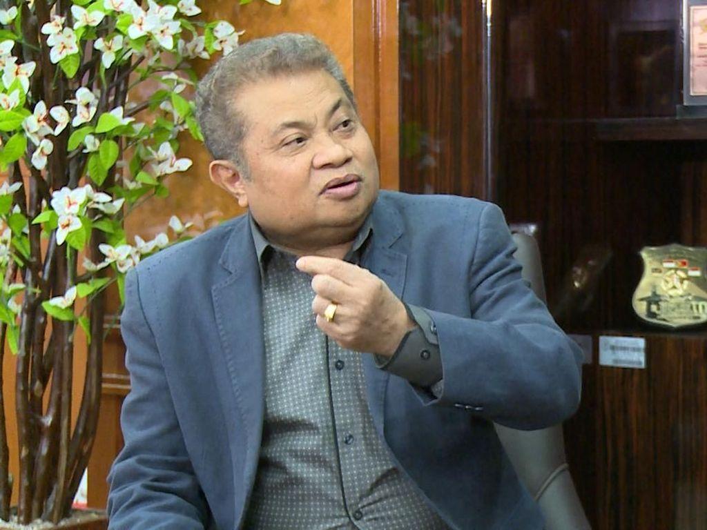 5 Hakim Agung Baru Dipilih DPR, MA Ucapkan Terima Kasih ke Parlemen dan KY