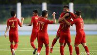 Data dan Fakta Kemenangan Indonesia Atas Laos di SEA Games 2019