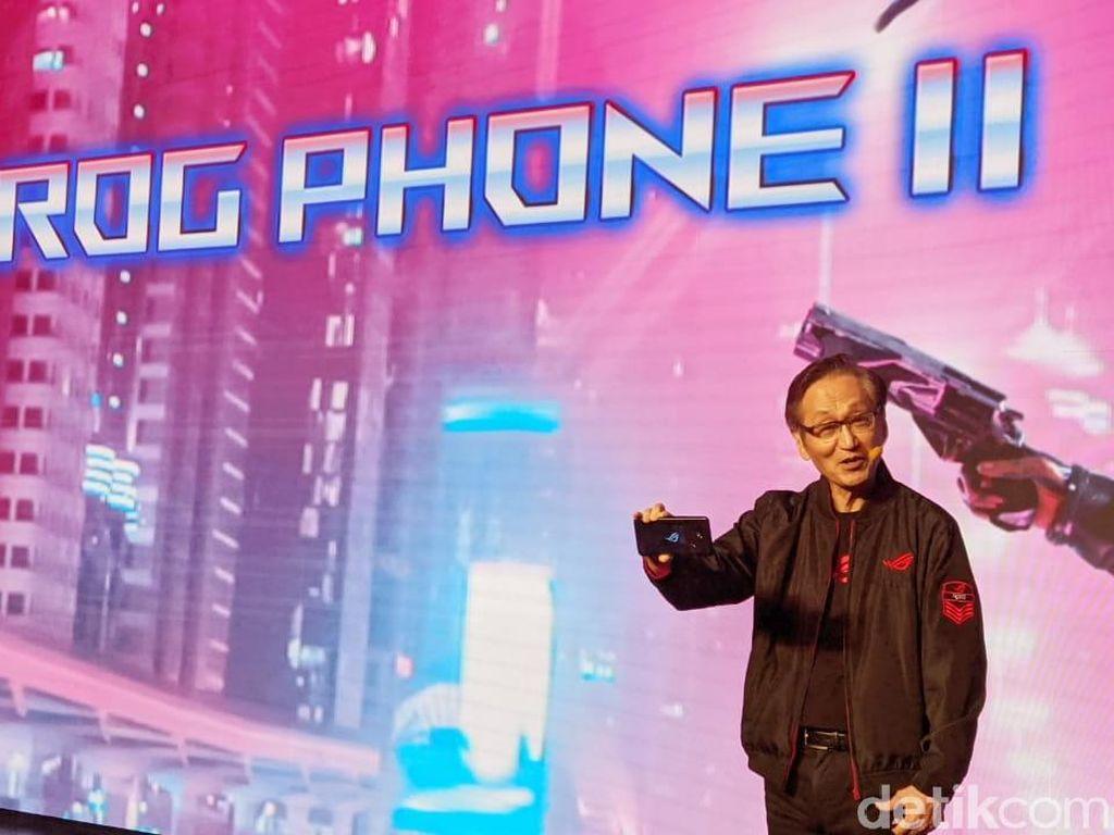 Asus ROG Phone 2 Resmi Dirilis, Ini Harganya di Indonesia