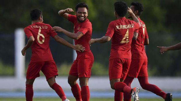 Lolos ke Semifinal, Timnas Indonesia Diganjar Bonus